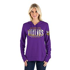 Women's New Era Minnesota Vikings Graphic Hoodie