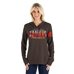 Women's New Era Cleveland Browns Graphic Hoodie