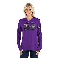 Women's New Era Baltimore Ravens Graphic Hoodie