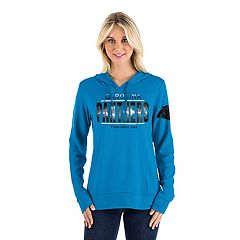 Women's New Era Carolina Panthers Graphic Hoodie
