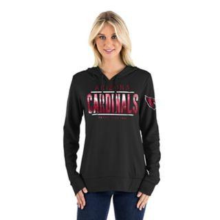 Women's New Era Arizona Cardinals Graphic Hoodie