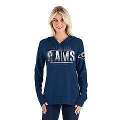 Women's New Era Los Angeles Rams Graphic Hoodie