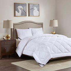 Madison Park 525 Thread Count Cotton Rich Down Alternative Comforter