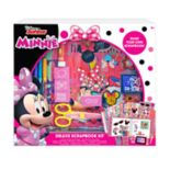 Disney's Minnie Mouse Deluxe Scrapbook Kit