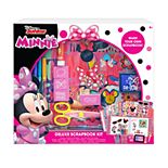 Disney's Minnie Mouse Deluxe Scrapbook Kit
