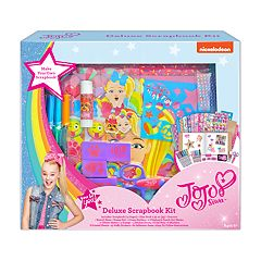 Nickelodeon JoJo Deluxe Scrapbook Kit