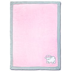 Wendy Bellissimo Elodie Sheep 'So Sweet' Plush Baby Blanket