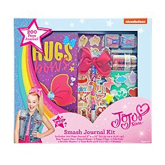 Nickelodeon JoJo Smash Journal Kit