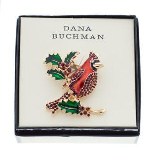 Dana Buchman Holiday Cardinal Pin