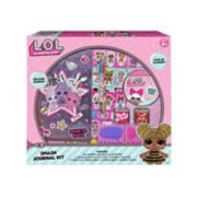 MGA Entertainment L.O.L. Surprise! Smash Journal Kit