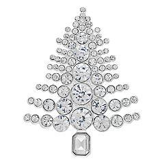 Dana Buchman Christmas Tree Pin
