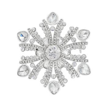 Dana Buchman Snowflake Pin