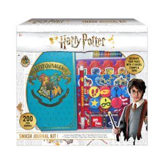 Harry Potter Smash Journal Kit