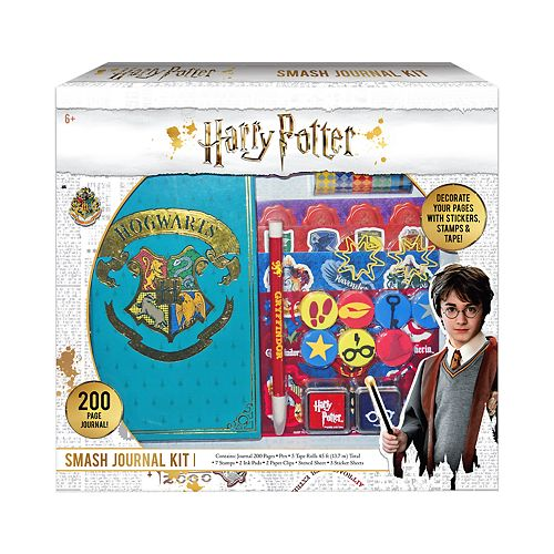 Harry Potter Smash Journal Kit