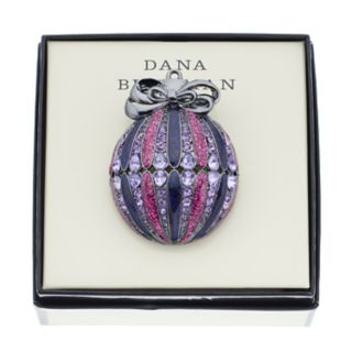 Dana Buchman Simulated Crystal Ornament Pin