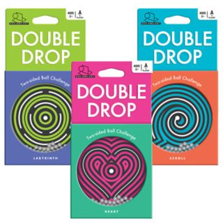 Double Drop Game by Brainwright