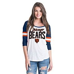 Women's New Era Chicago Bears Burnout Tee