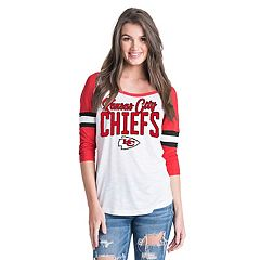 Women's New Era Kansas City Chiefs Burnout Tee
