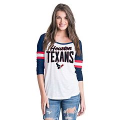 Women's New Era Houston Texans Burnout Tee