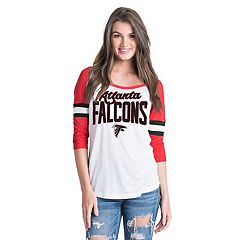 Women's New Era Atlanta Falcons Burnout Tee