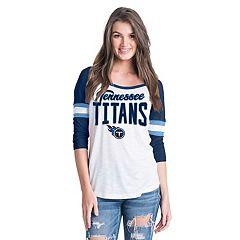 Women's New Era Tennessee Titans Burnout Tee