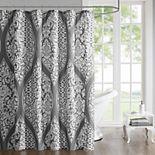 510 Design Rozelle Floral Shower Curtain