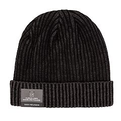 Men's Van Heusen Fleece-Lined Ribbed Beanie