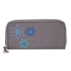Travelon RFID Blocking Bouquet Ladies Wallet