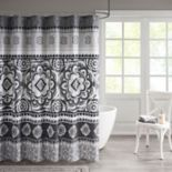 510 Design Kori Floral Medallion Shower Curtain