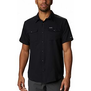 Men's Columbia Utilizer Regular-Fit Omni-Wick Button-Down Shirt