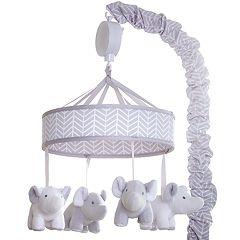 Wendy Bellissimo Hudson Elephant Nursery Mobile