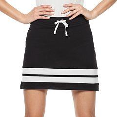Juniors' SO® Lounge Skirt