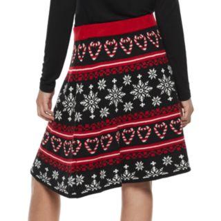 Women's Holiday Skirt