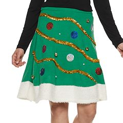 Women's Holiday Skirt