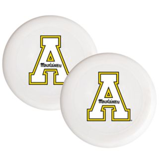 Appalachian State Mountaineers 2-Pack Flying Disc Set