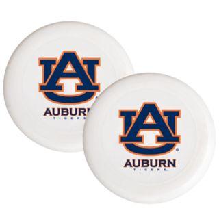 Auburn Tigers 2-Pack Flying Disc Set