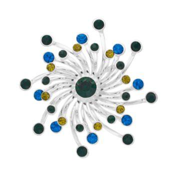 Dana Buchman Sunburst Pin