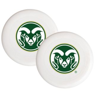 Colorado State Rams 2-Pack Flying Disc Set