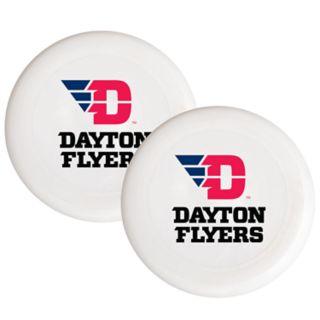 Dayton Flyers 2-Pack Flying Disc Set