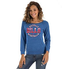 Women's New Era Buffalo Bills Triblend Sweatshirt