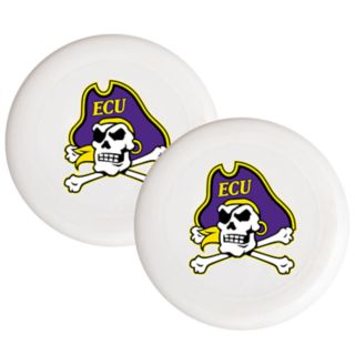 East Carolina Pirates 2-Pack Flying Disc Set