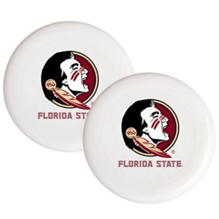 Florida State Seminoles 2-Pack Flying Disc Set