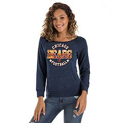 Women's New Era Chicago Bears Triblend Sweatshirt