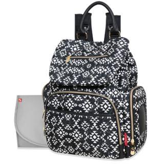 Fisher-Price Shiloh Backpack Diaper Bag