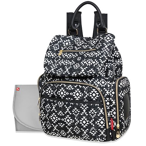 Fisher-Price Shiloh Backpack Diaper Bag