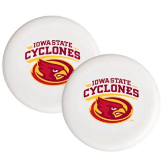 Iowa State Cyclones 2-Pack Flying Disc Set