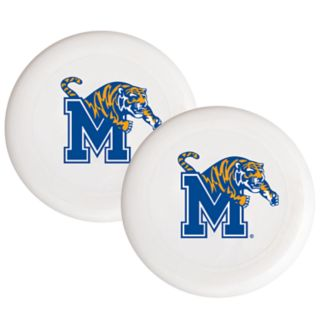Memphis Tigers 2-Pack Flying Disc Set