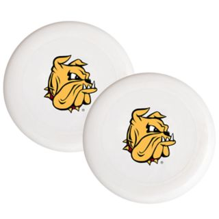 Minnesota - Duluth Bulldogs 2-Pack Flying Disc Set