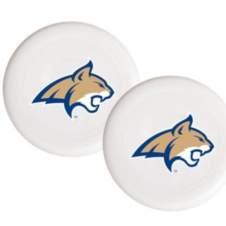Montana State Bobcats 2-Pack Flying Disc Set