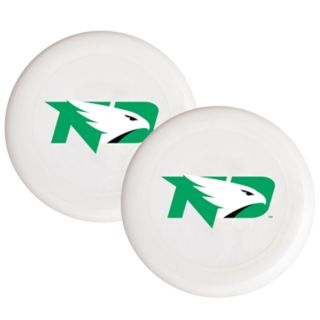 North Dakota Fighting Hawks 2-Pack Flying Disc Set
